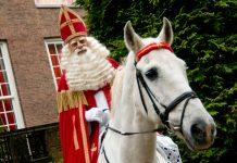 """Sinterklaas komt weer naar Ruigoord """"Zoals dat al jaren een traditie is, zijn pieten groot en klein in alle kleuren van de regenboog welkom in Ruigoord. Witte pieten, yin yang pieten, groene en gouden pieten, pieten met roet, pimpelpaarse, regenboog pieten en natuurlijk Sinterklaas met geen kruis, maar een psi-list op zijn mijter. Wij vieren dit magische kindersprookje al minstens 30 jaar op onze eigen wijze"""", aldus de organisatie van de Sinterklaasdag die 25 november bij Ruigoord zal plaatsvinden."""