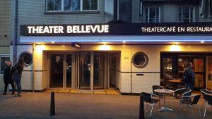 Theater Bellevue - Het Verbrande Huis