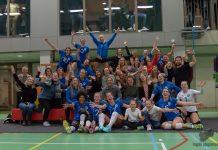 Amsterdamse volleyballiefhebbers kunnen hun hart ophalen