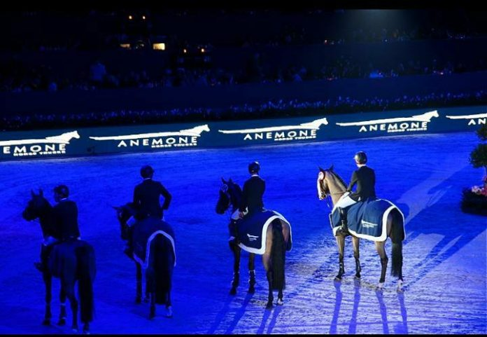 Internationale paardensport tijdens Jumping Amsterdam in de RAI