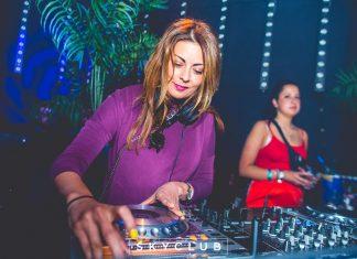 DJ NINA: 'Milkshake was het hoogtepunt, het dak zat er nog maar net op'