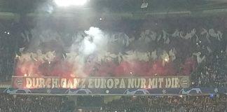 UEFA start nieuw onderzoek: wantoestanden van Ajax-fans tegen Bayern München