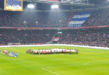 Lummelen met de super boeren in de Johan Cruijff Arena Ajax lijkt steeds meer op de club die veel successen kende rond 1995. Zo werd De Graafschap zondagmiddag met maar liefst 8-0 van de mat geveegd. Hattricks van Daley Blind, Hakim Ziyech en goals van Noussair Mazraoui en topspeler Dusan Tadic droegen bij aan dit prachtige resultaat.