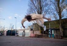 Urban dansvoorstelling Rebound in januari in première