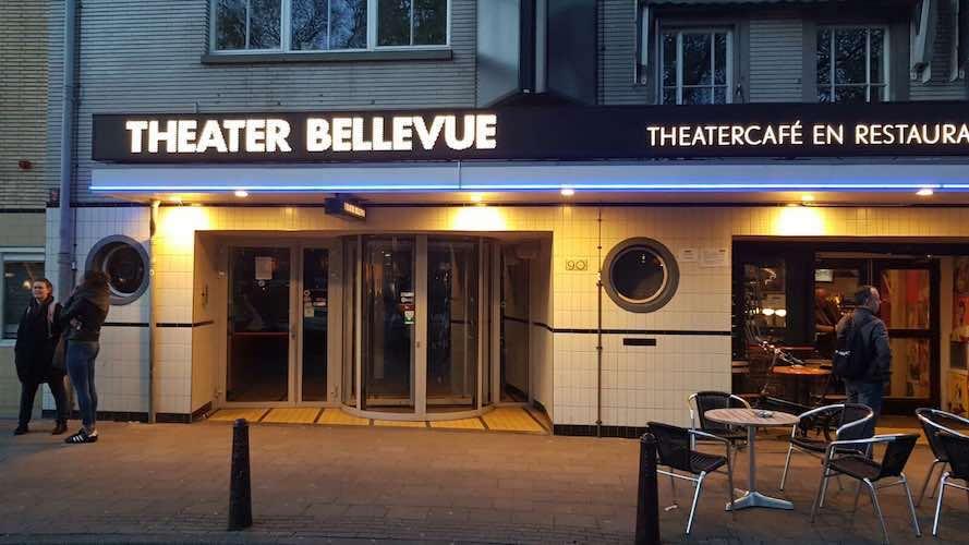 Theater Bellevue – De Joodse Raad 6 8 en 11 december
