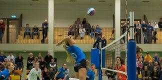US Volleybal: Heldhaftig, vastberaden, barmhartig tegen VC Sneek