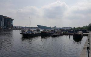 Marineterrein Amsterdam - Maandelijkse rondleiding