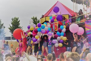 Dance Festivals in Amsterdam - Milkshake 2019