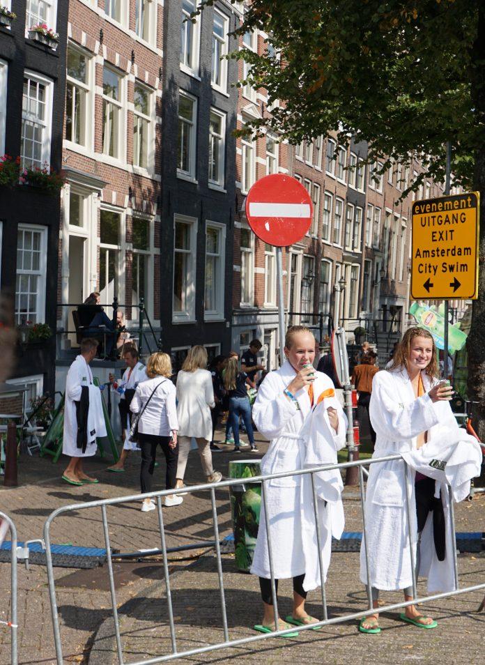 Nieuws over de afgelaste Amsterdam City Swim 2018
