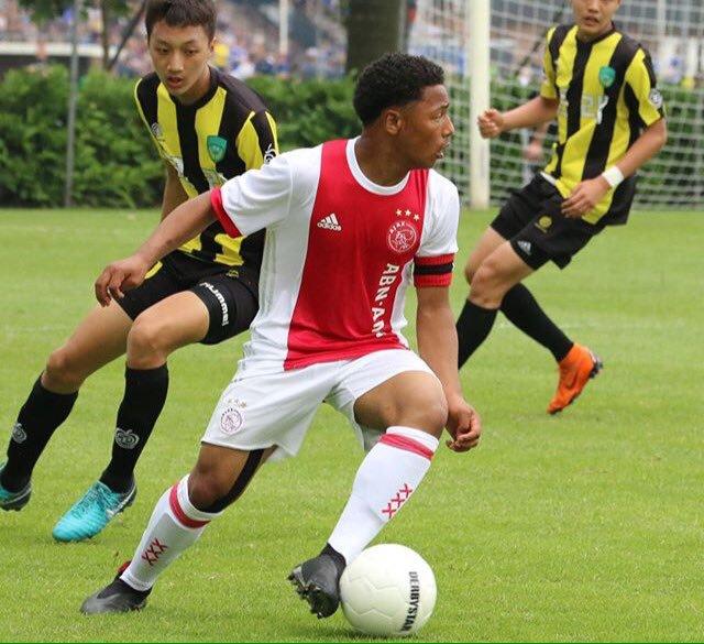 Sport Next Generation – Winst voor Ajax O17 tegen NEC