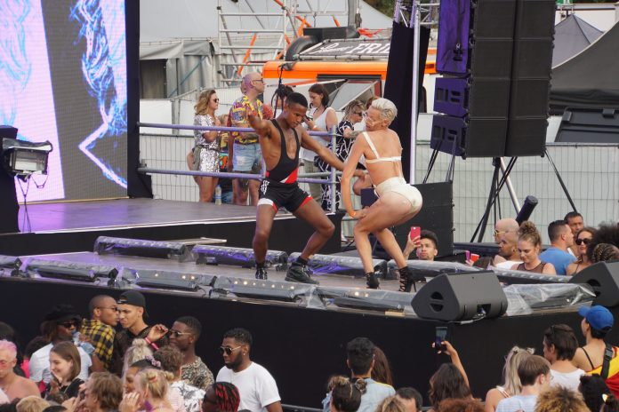 Toffe dance festivals in Amsterdam
