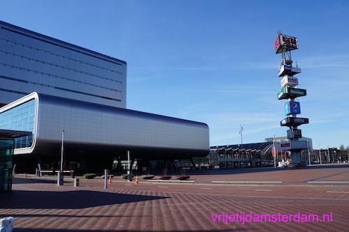 RAI Amsterdam - Platen en CD beurs januari 2019