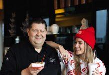 Samenwerking tussen Restaurant Taiko en FEBO tijdens Hotelnacht 2019
