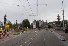 Aanpassingen website van Vrije Tijd Amsterdam dit weekend