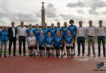 Eredivisieclub US Amsterdam zoekt sympathieke sponsoren