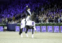 The Diamond Edition Jumping Amsterdam is begonnen
