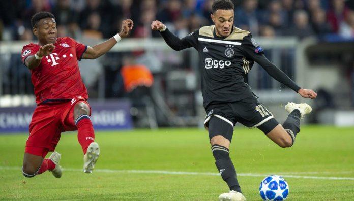 In het Ajax-pak naar een bekroning van het seizoen