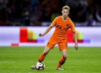 Frenkie de Jong voor 90 miljoen euro naar Barcelona