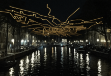 Zevende editie Amsterdam Light Festival groot succes