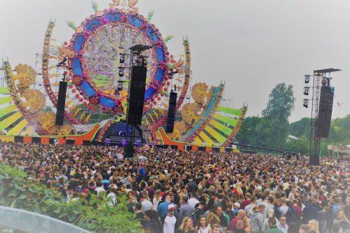 Dance festivals in Amsterdam – MYSTERYLAND 2019