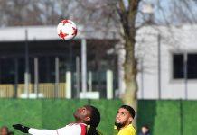 Ajax groeit nog steeds in haar ontwikkeling