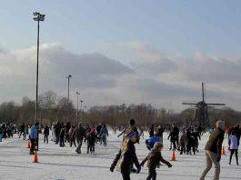 Leuke plekken om te schaatsen op natuurijs rondom Amsterdam