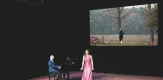 Muziektheaterfestival bij CC Amstel