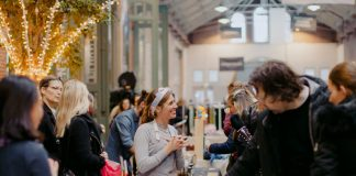 Winkelen in Amsterdam - The Maker Market 26 + 27 januari