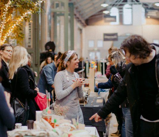 Winkelen in Amsterdam - The Maker Market 26 + 27 januari
