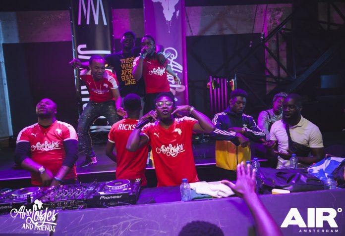 Afrolosjes: 'de muziek is onze zon, wij zijn de panelen'