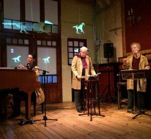 Theater in Amsterdam – Poëzie van Lucebert