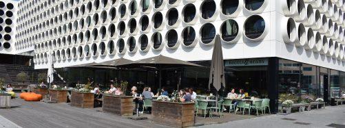 gezellige en leuke terrassen in Amsterdam Zuid