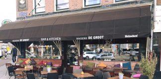 Leuke en gezellige terrrassen in Amsterdam West