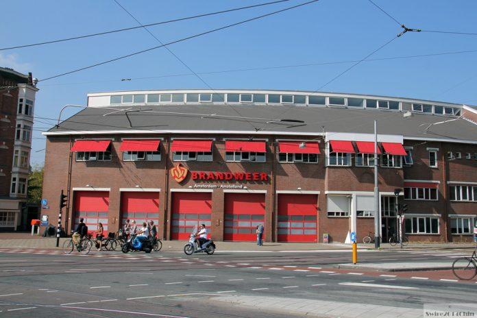 Brandweercommandant Schaap valt 'baas' Halsema publiekelijk af