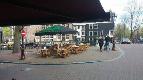 19 x gezellige en leuke terrassen in Amsterdam
