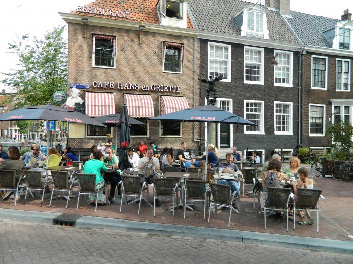 16 x Gezellige en leuke terrassen in Amsterdam centrum