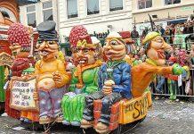 Avondje Carnaval in Grappengat Toomler