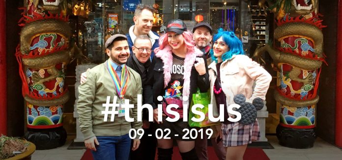 Gay Men's Chorus geeft leuke theatervoorstelling in Polanentheater