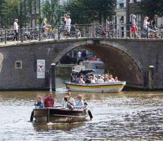 Altijd al benieuwd geweest hoe de Amsterdamse grachten zijn ontstaan?