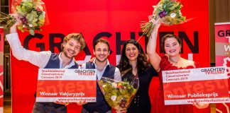 xSight@ Percussion Duo wint Grachtenfestival Conservatorium Concours 2019