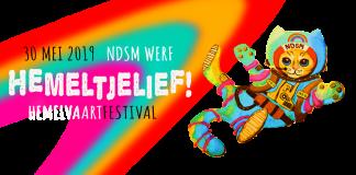 Elfde editie Hemeltjelief! Festival op Hemelvaartsdag