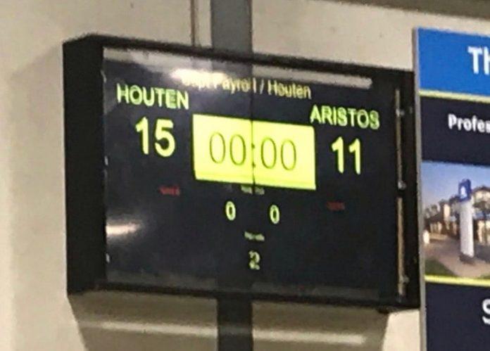 Aristos Amsterdam begint warm te draaien voor nacompetitie