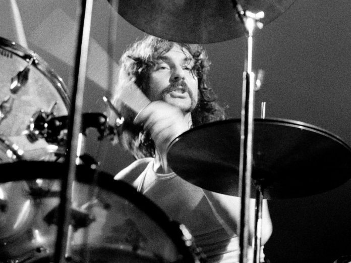 NICK MASON'S SAUCERFUL OF SECRETS NAAR HET RAI THEATER