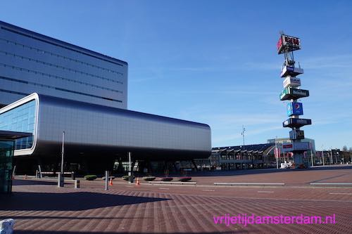 Concert in Amsterdam - THRILLER LIVE