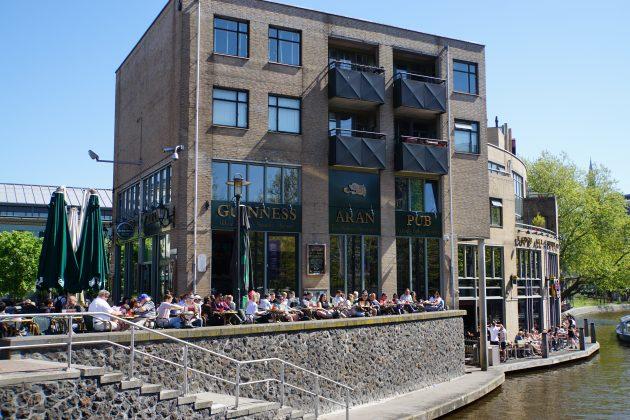 18 x leuke en gezellige terrassen in Amsterdam en omstreken