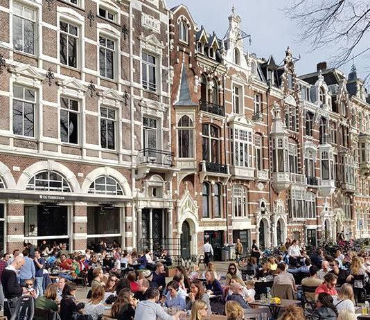 3 x leuke en gezellige terrassen in Amsterdam Oost