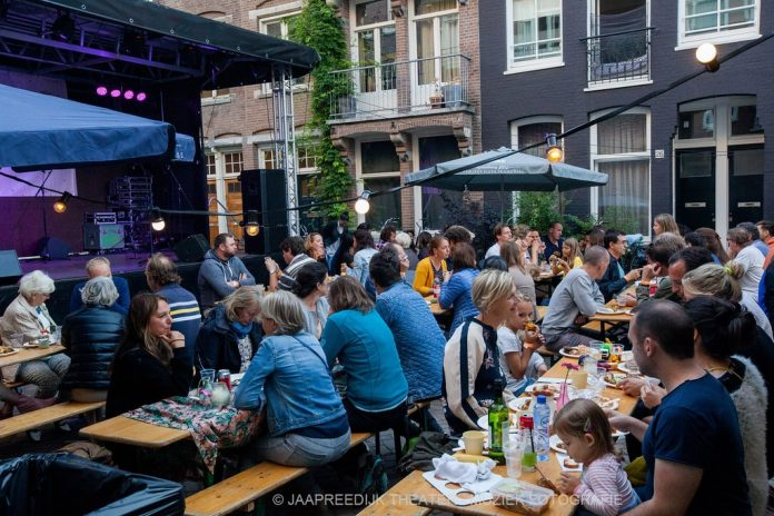 Lebbis - Cornelisse en Goossens te zien op Huiskamerfestival