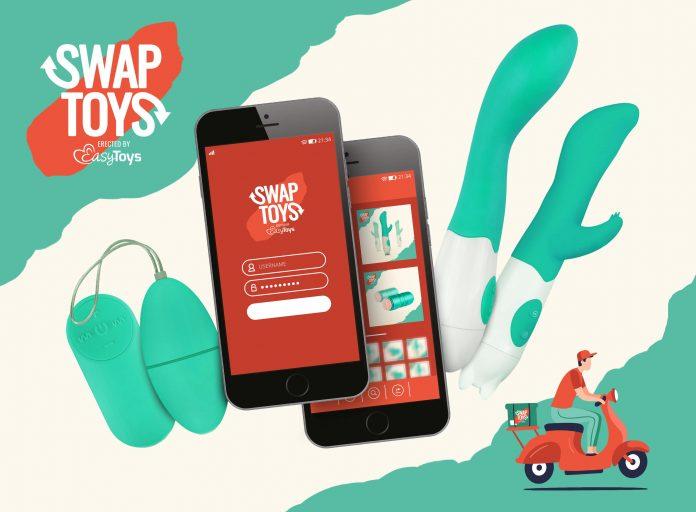 EasyToys lanceert Swap-Toys: leenservice voor seksspeeltjes