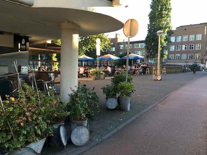Locatie Amsterdam - Radijs