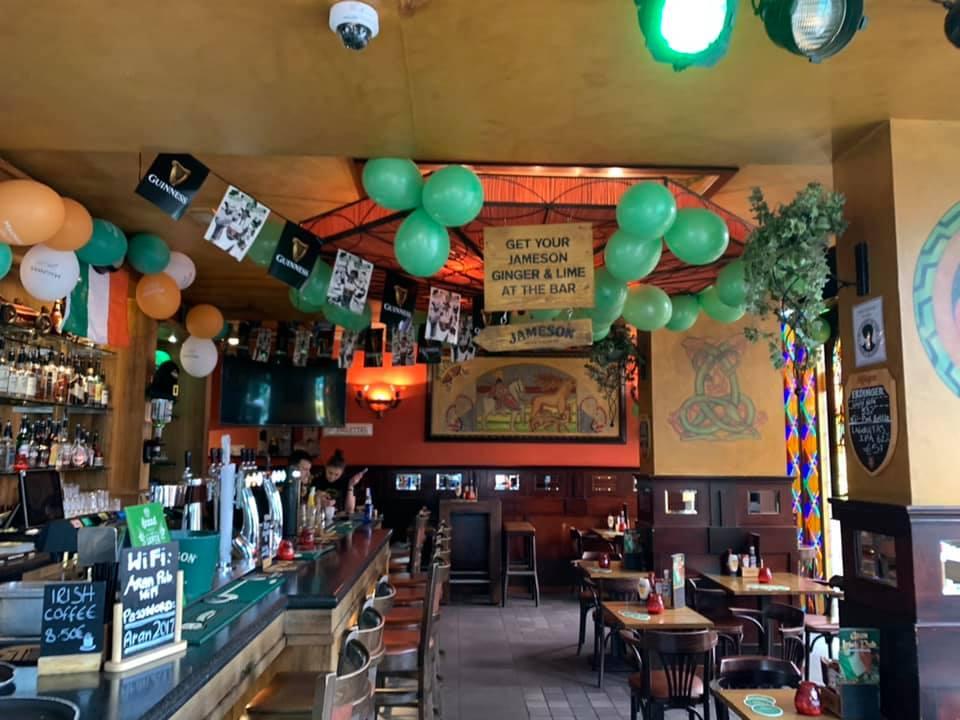 Waar vier je St. Patrick's Day 2019 in Amsterdam?